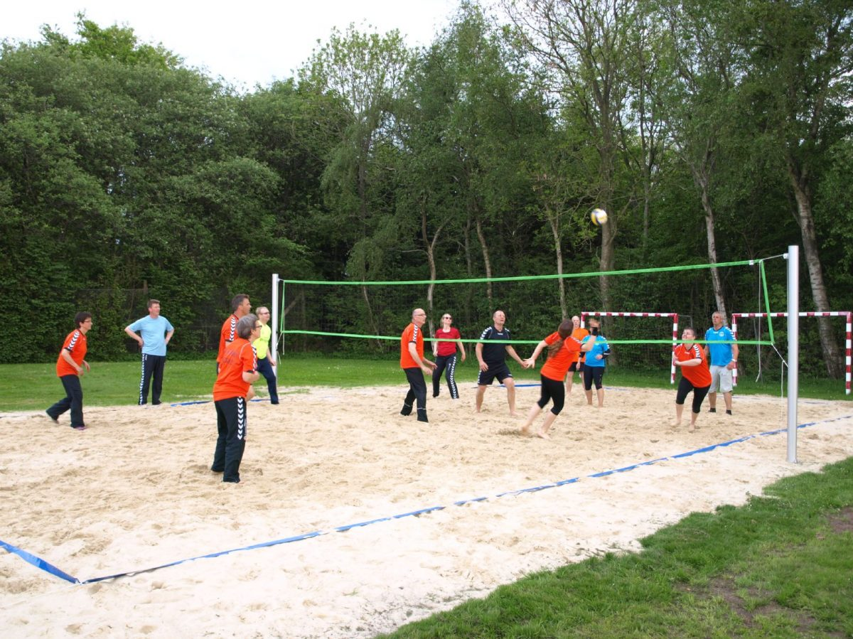 Volleyball i Lintrup