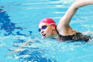 Svømning i Lintrup